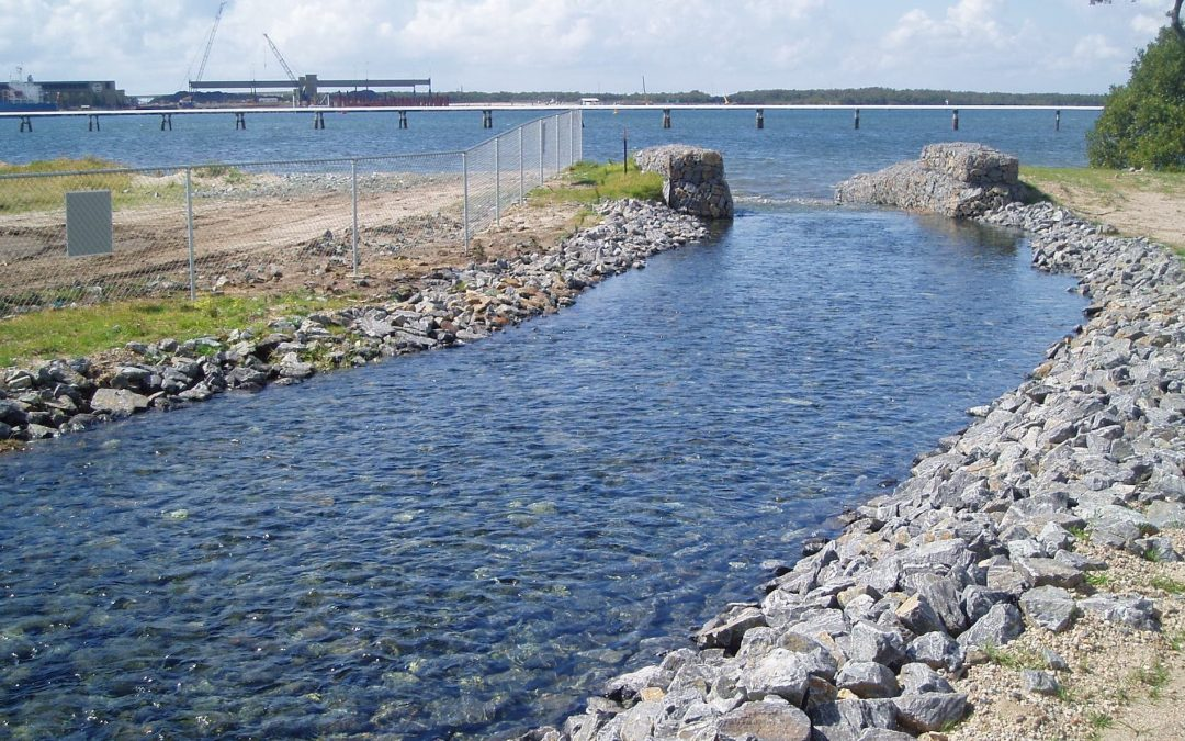 Advanced Water Treatment Plant – Luggage Point